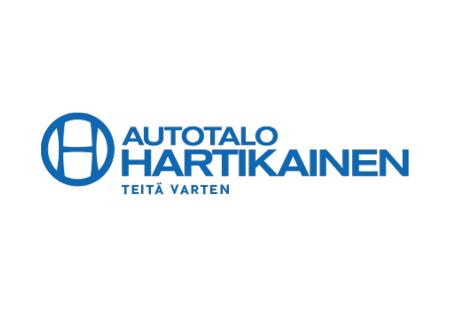 Autotalo Hartikainen